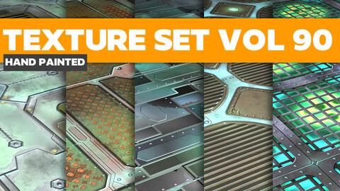 Scifi Vol.90 - PBR Textures