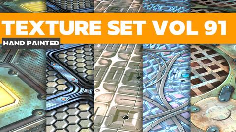Scifi Vol.91 - PBR Textures