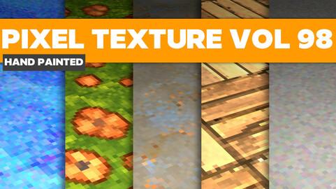 Pixel Vol.98 - PBR Textures
