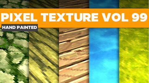 Pixel Vol.99 - PBR Textures