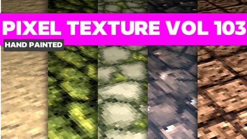 Pixel Vol.103 - PBR Textures