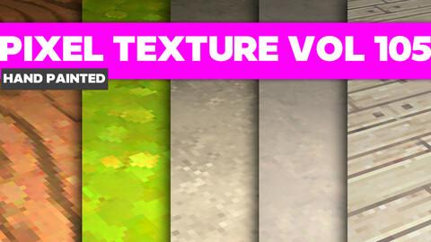 Pixel  Vol.105 - PBR Textures