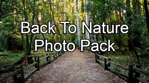 Nature Photo Pack