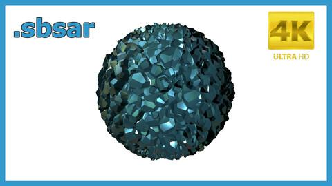 Platinium Mine Smart Material Design / Spsm / Substance Painter / Last Gamer