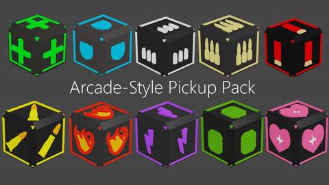 Arcade Pickup Pack