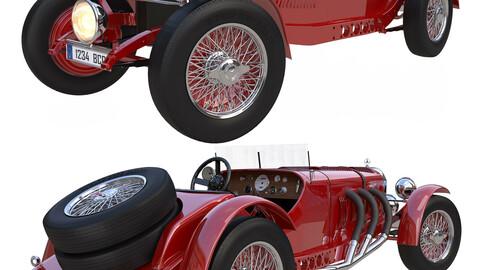 Mercedes-Benz sskl 1929