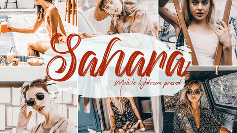 Sahara Lightroom Presets