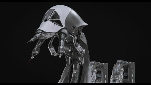 LTX Concept (Blender/Photoshop)