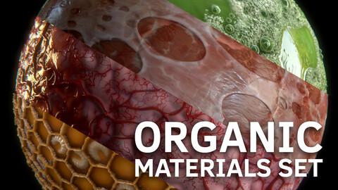 Organic materials set