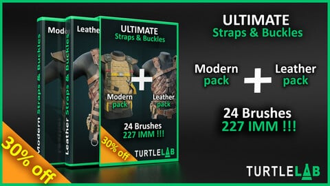 ULTIMATE Strap & Buckles