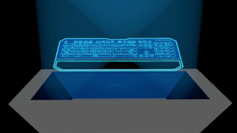 Hologram Keyboard