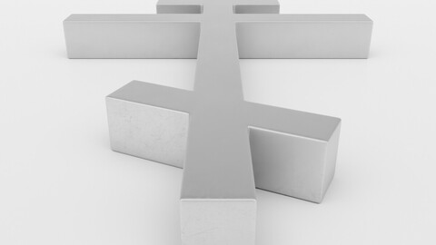 Orthodox Cross Symbol