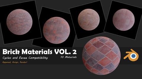 Brick Materials VOL.2