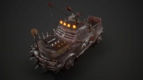 Apocalypse Vehicle Truck