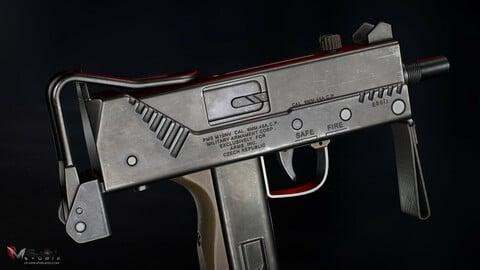 PMS MAC-10 SMG