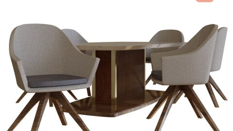dining table chair modern