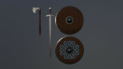 Vikings Weapons