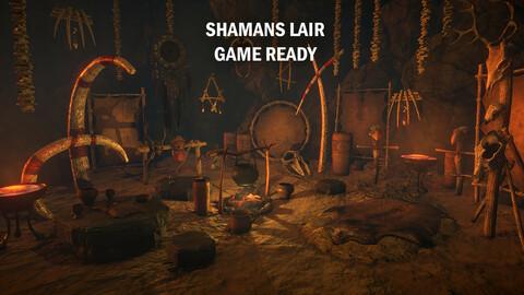 Shamans lair