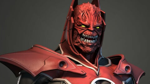 Atrocitus Model Print Ready