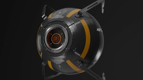 Sci-fi Drone - FREE DOWNLOAD