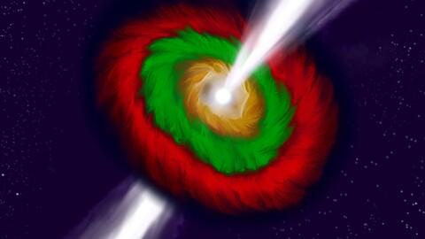 Christmas Quasar