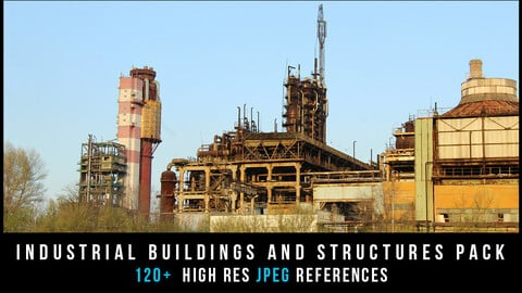 Industrial buildings and structures Pack
