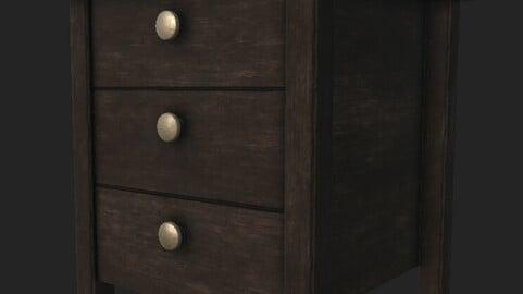 Drawer bedside