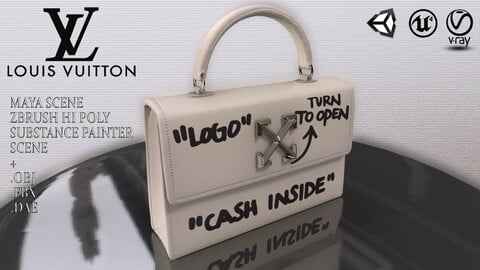 Woman Handbag Louis Vuitton