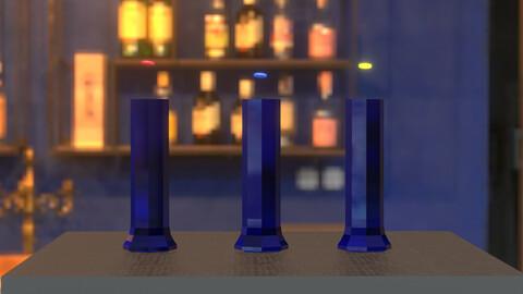 Liquid Megamack Capsule Experiment (Animated)