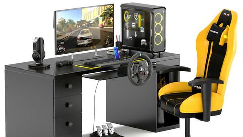 PC gamer set 01