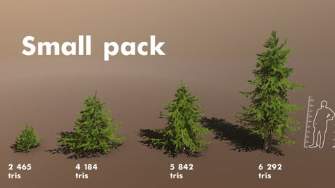 Conifer Small Pack