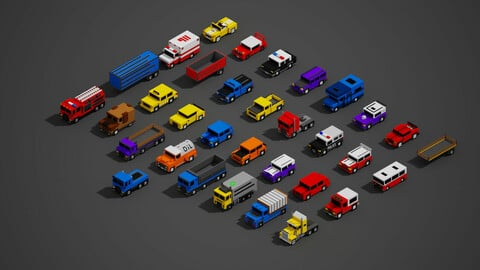 Cars pack 33