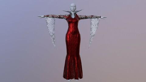 Dracula Dress