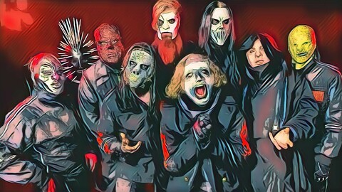 Slipknot Pôster