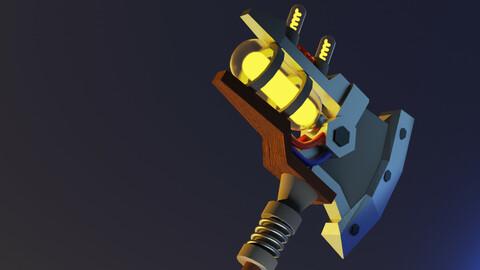 Axe ( 3D Weapon Model )