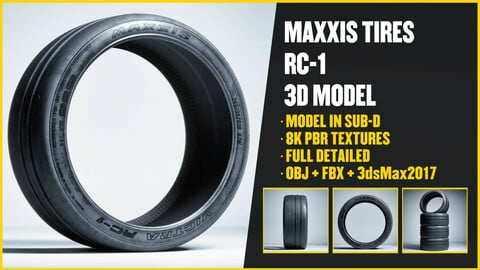 MAXXIS TIRES - RC1