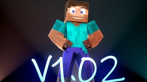 Minecraft Advanced Rig v1.02