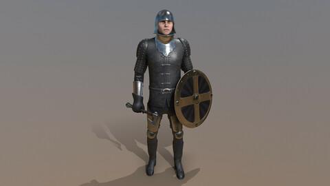 TAB Medieval Knight - 7A - Skin1