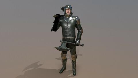 TAB Medieval Knight - 7B - Skin3