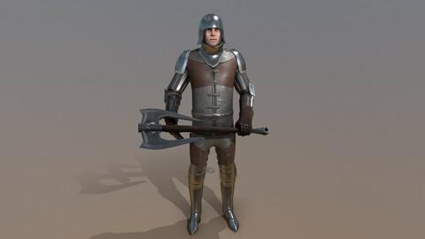 TAB Medieval Knight - 7C - Skin2
