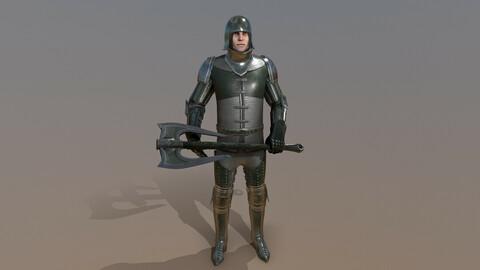 TAB Medieval Knight - 7C - Skin3
