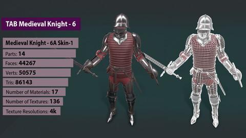 TAB Medieval Knight - 6A - Skin1
