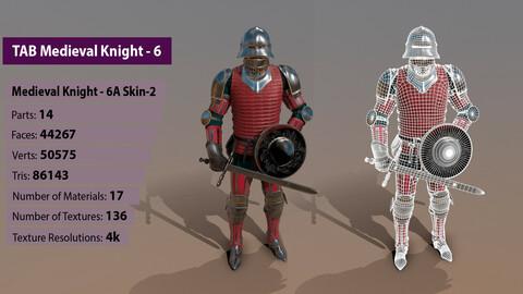 TAB Medieval Knight - 6A - Skin2