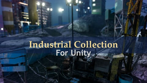 Industrial Collection for Unity
