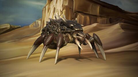 Highland Beetle