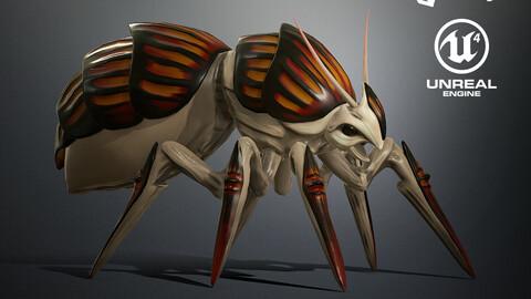 Pathfinder Bug Creature