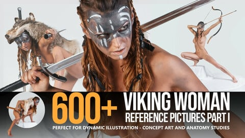 600+ Viking Woman Reference Pictures (Part I)