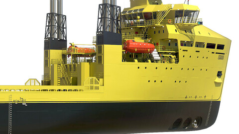 Offshore Carrier Yellow