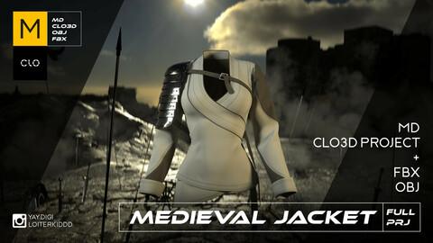 Medieval Jacket (Female)