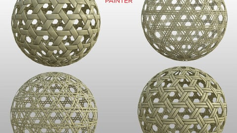 Smart Material - Hex Weave